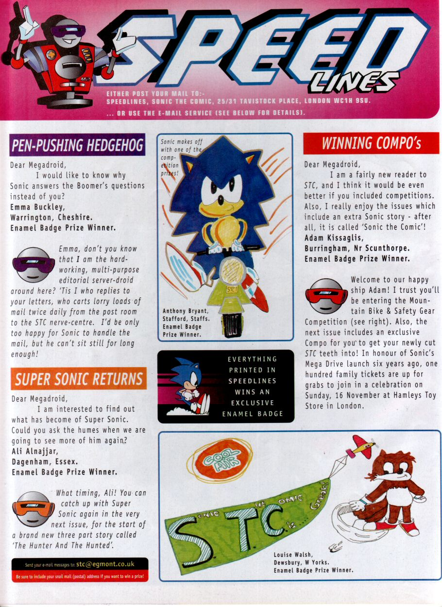 Sonic - The Comic Issue No. 115 Page 14