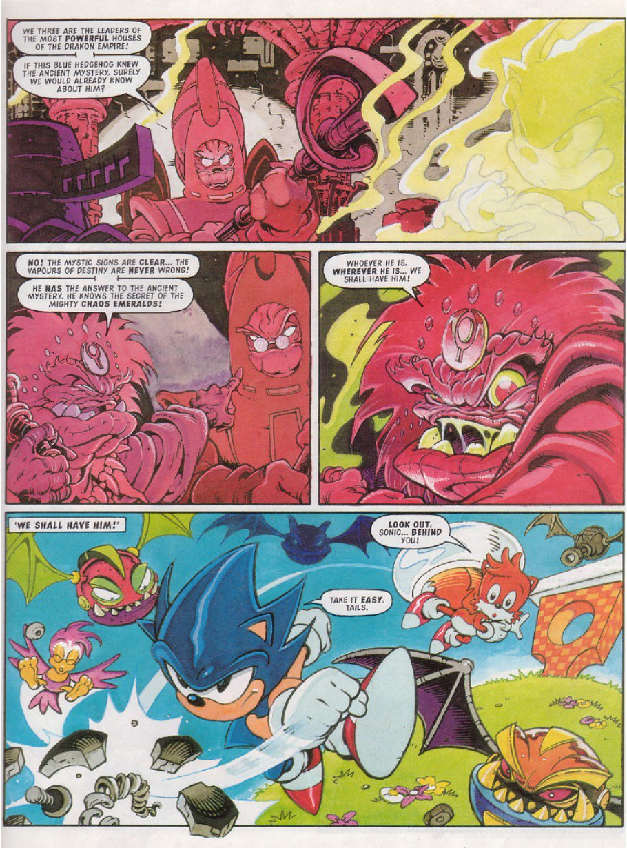 Sonic - The Comic Issue No. 116 Page 4