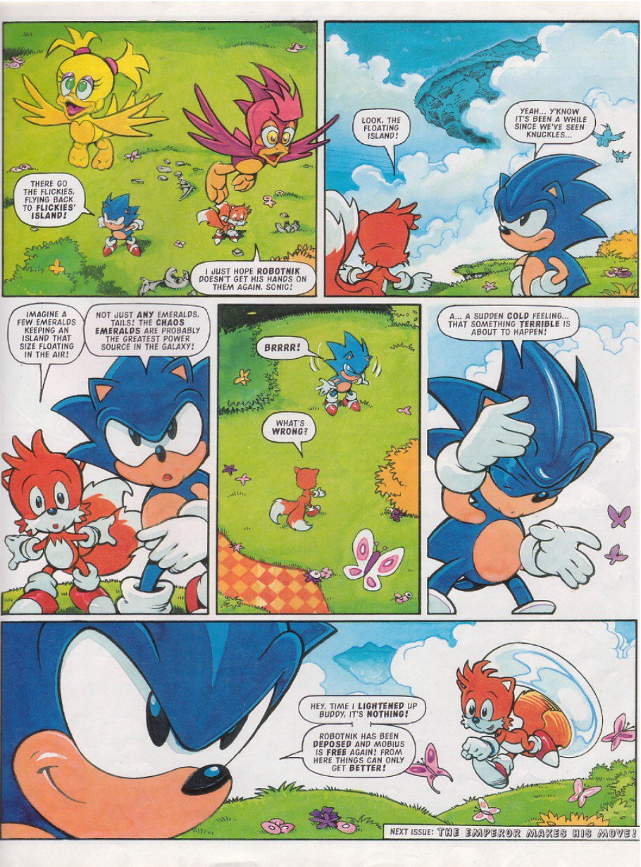Sonic - The Comic Issue No. 116 Page 8