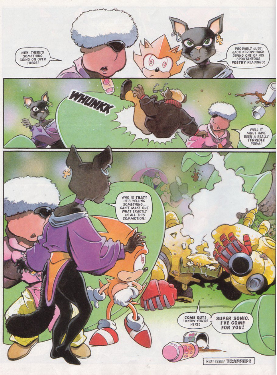 Sonic - The Comic Issue No. 116 Page 13