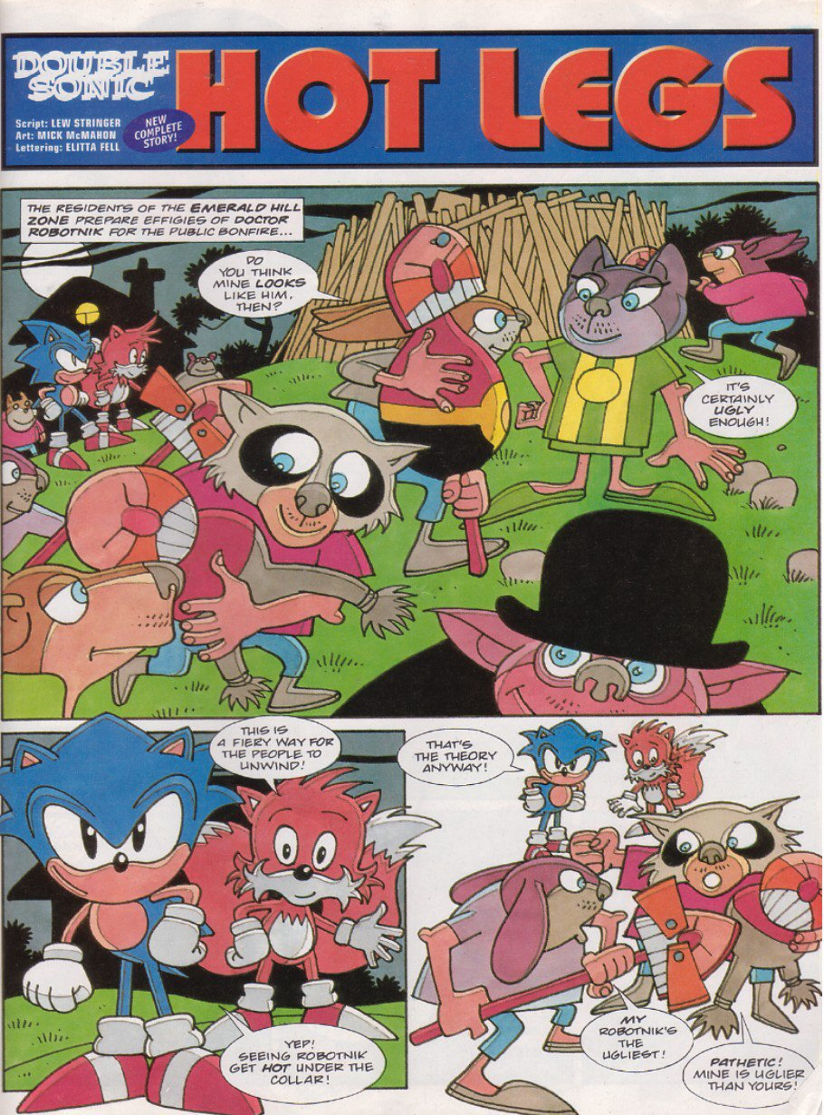 Sonic - The Comic Issue No. 117 Page 21