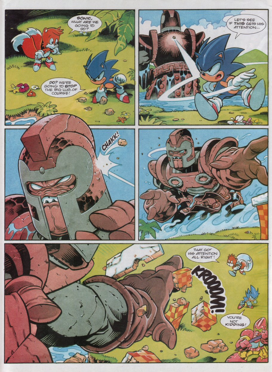 Sonic - The Comic Issue No. 118 Page 3