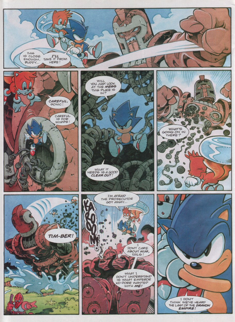 Sonic - The Comic Issue No. 118 Page 7