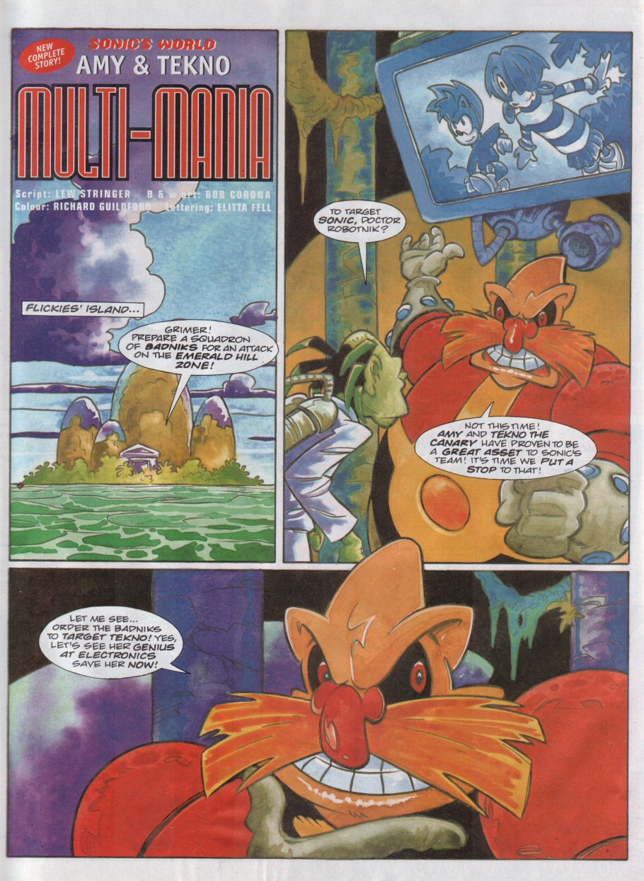 Sonic - The Comic Issue No. 118 Page 20