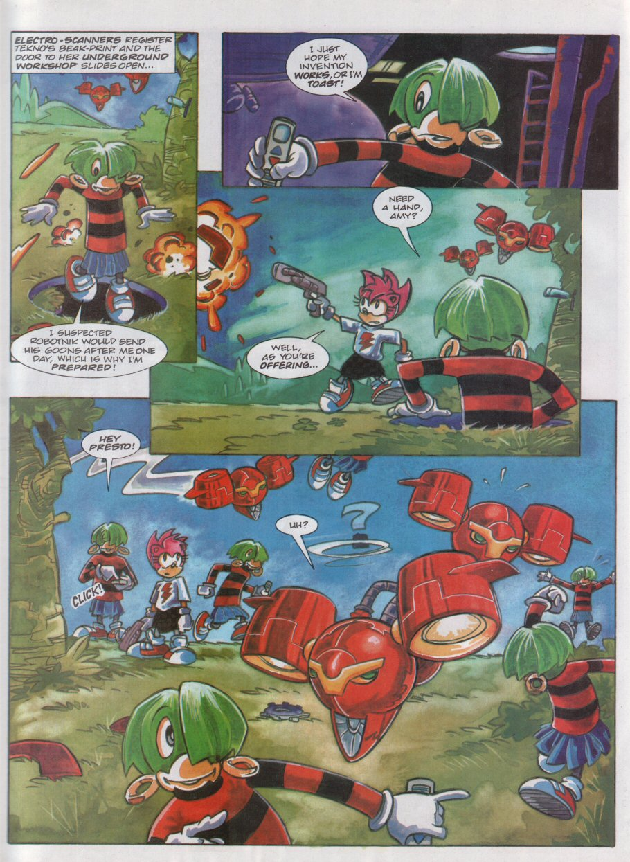 Sonic - The Comic Issue No. 118 Page 22