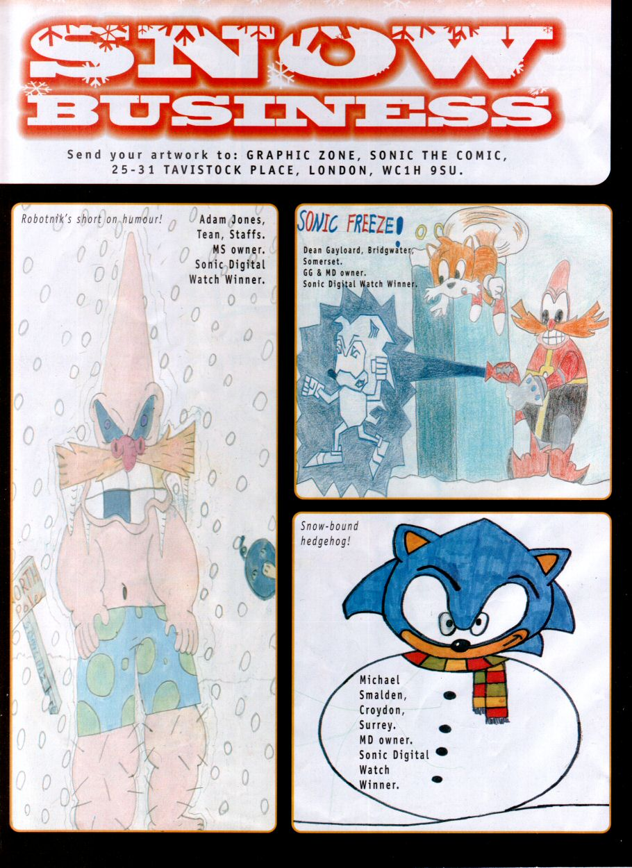 Sonic - The Comic Issue No. 118 Page 25