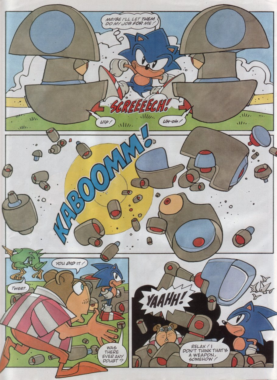 Sonic - The Comic Issue No. 118 Page 29
