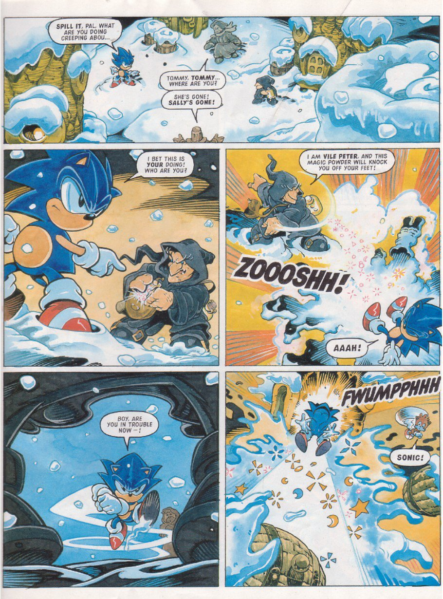 Sonic - The Comic Issue No. 119 Page 4