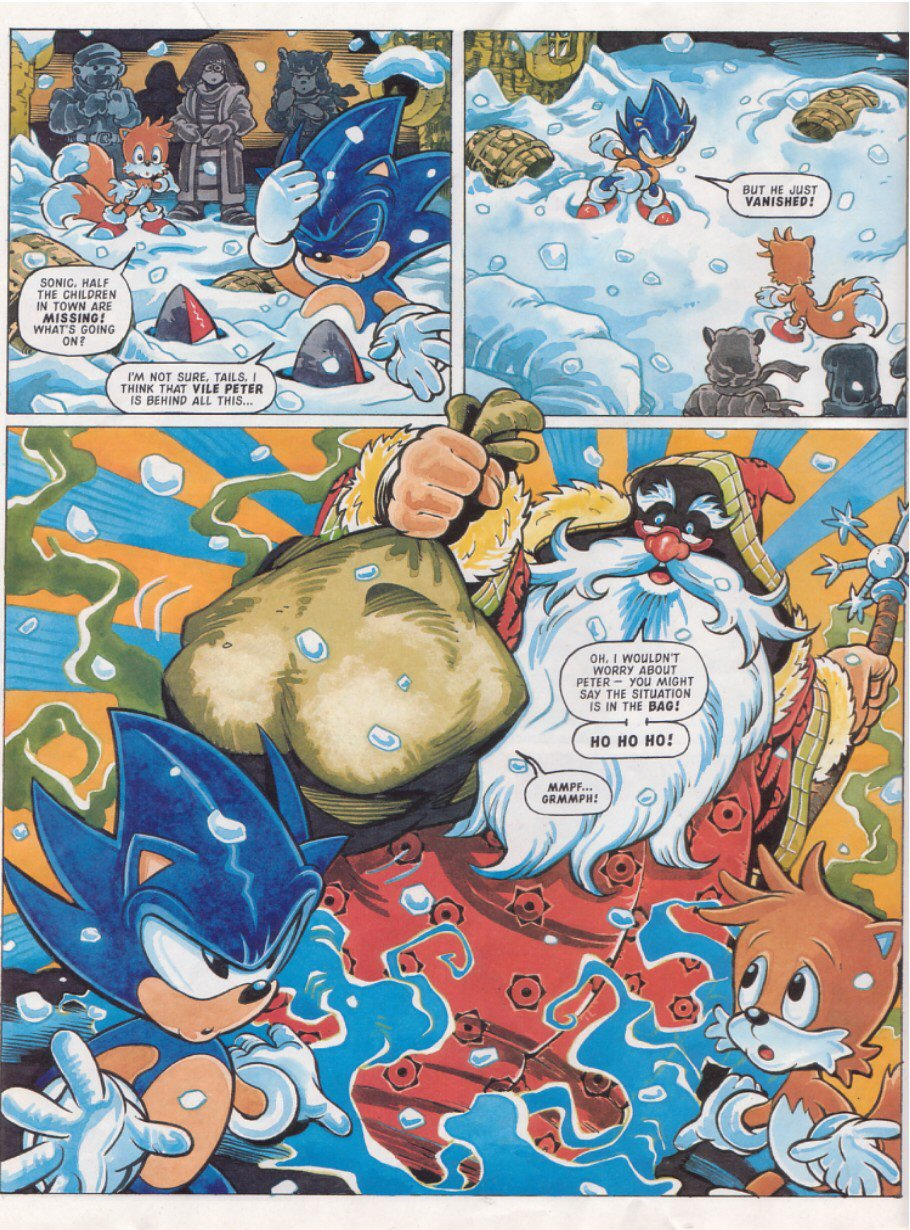 Sonic - The Comic Issue No. 119 Page 5