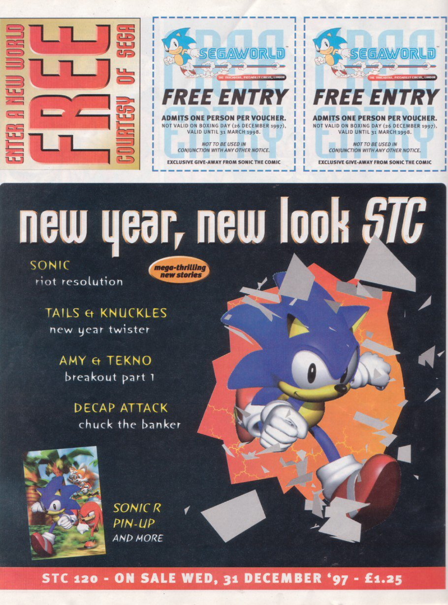 Sonic - The Comic Issue No. 119 Page 26