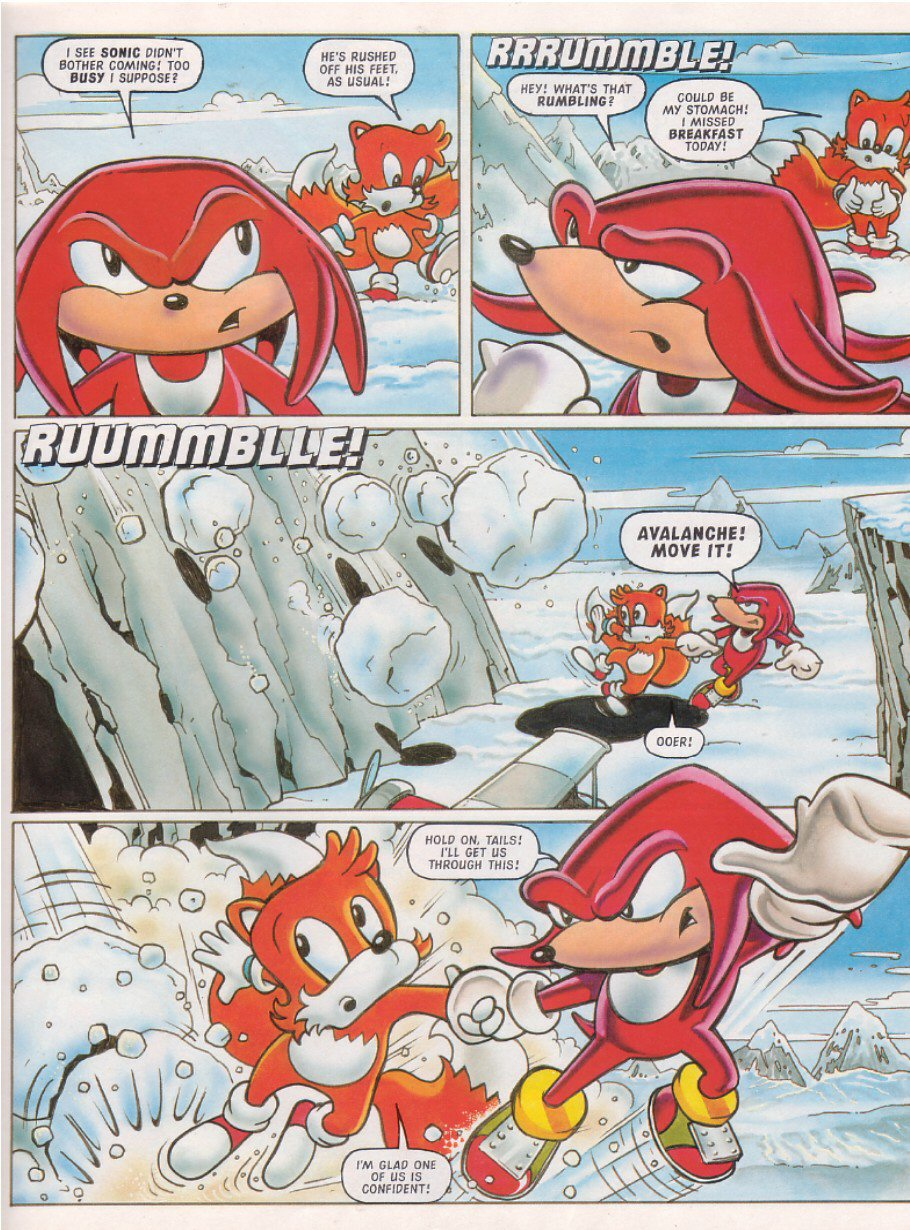 Sonic - The Comic Issue No. 120 Page 10