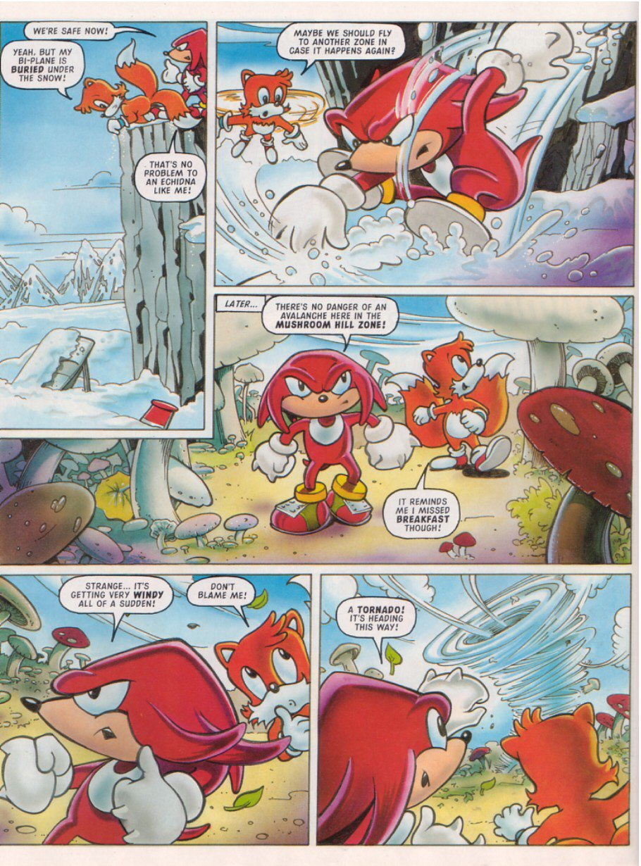 Sonic - The Comic Issue No. 120 Page 11
