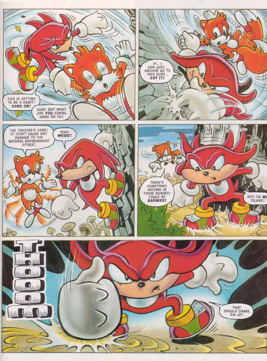 Sonic - The Comic Issue No. 120 Page 12
