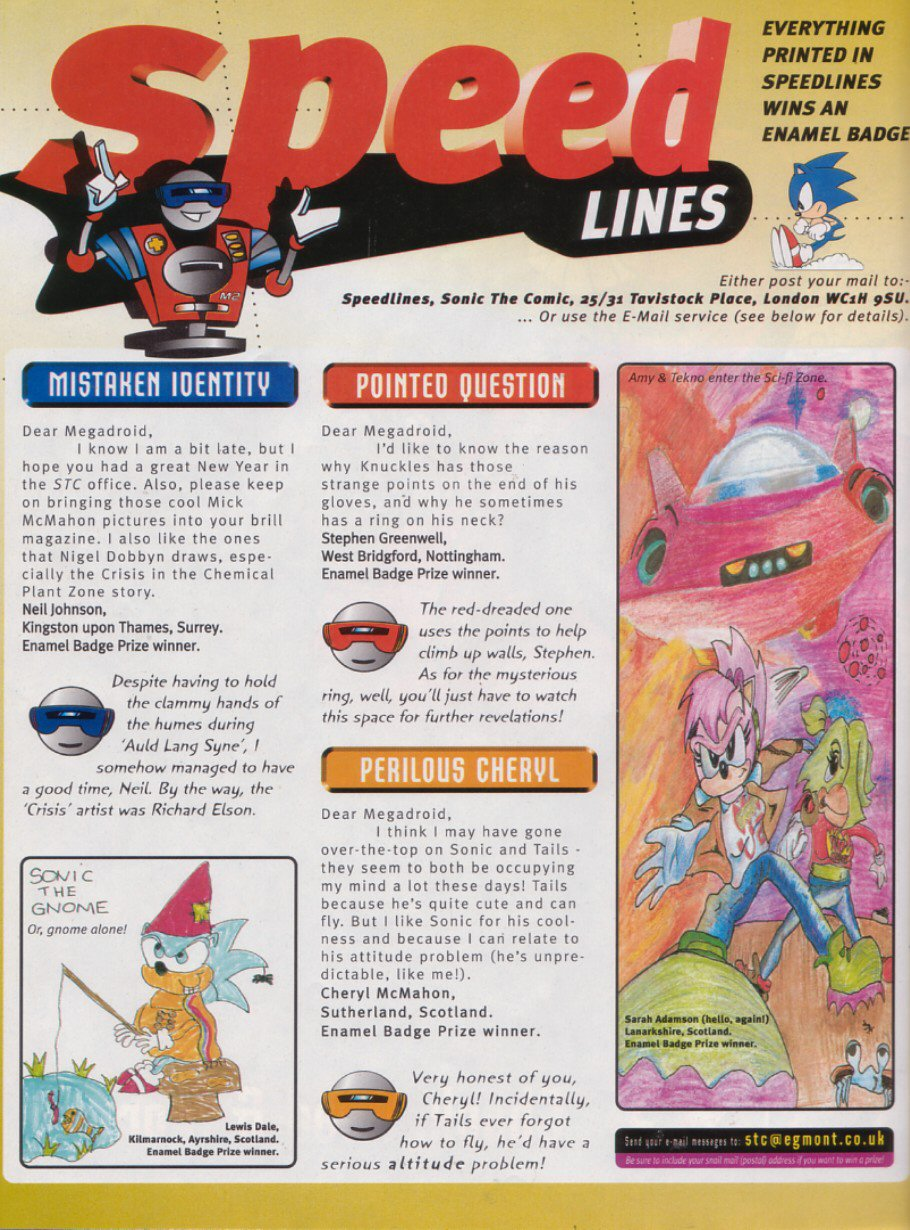 Sonic - The Comic Issue No. 121 Page 14