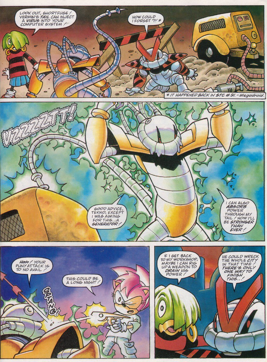 Sonic - The Comic Issue No. 121 Page 22