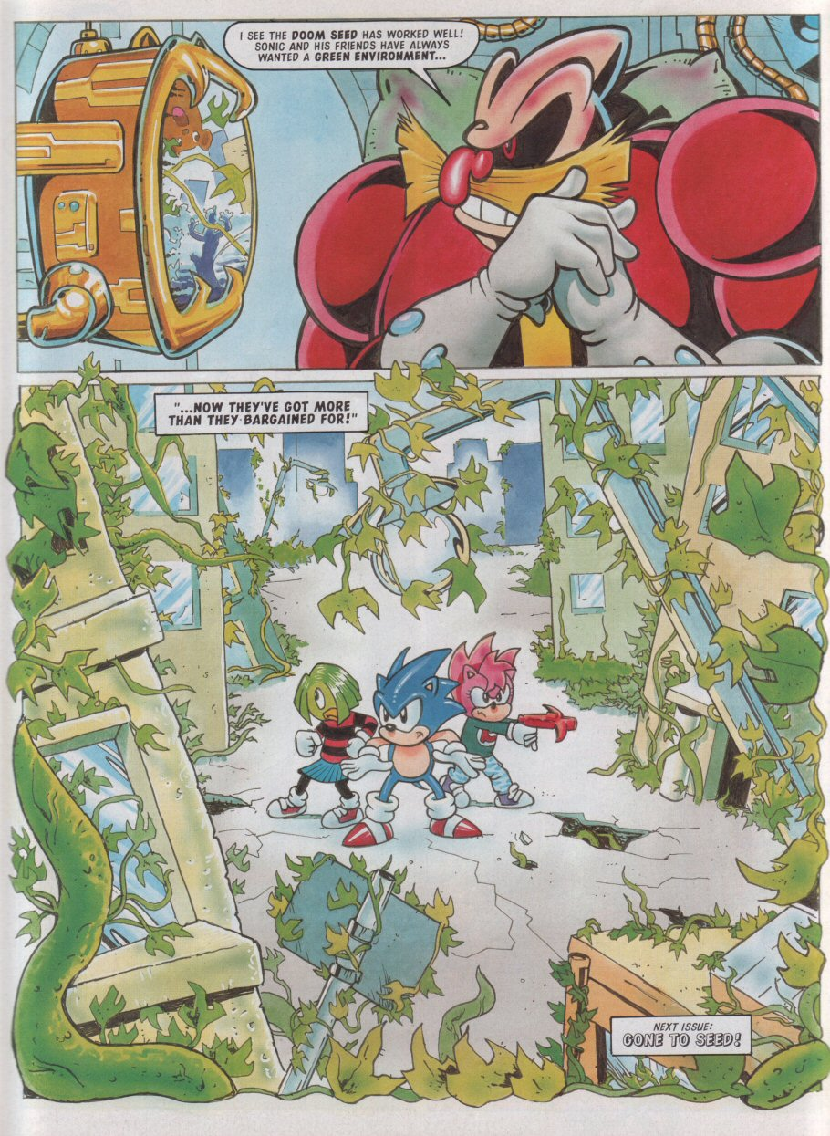 Sonic - The Comic Issue No. 122 Page 26