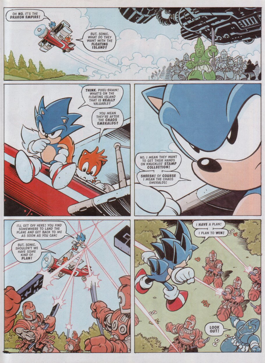 Sonic - The Comic Issue No. 123 Page 3