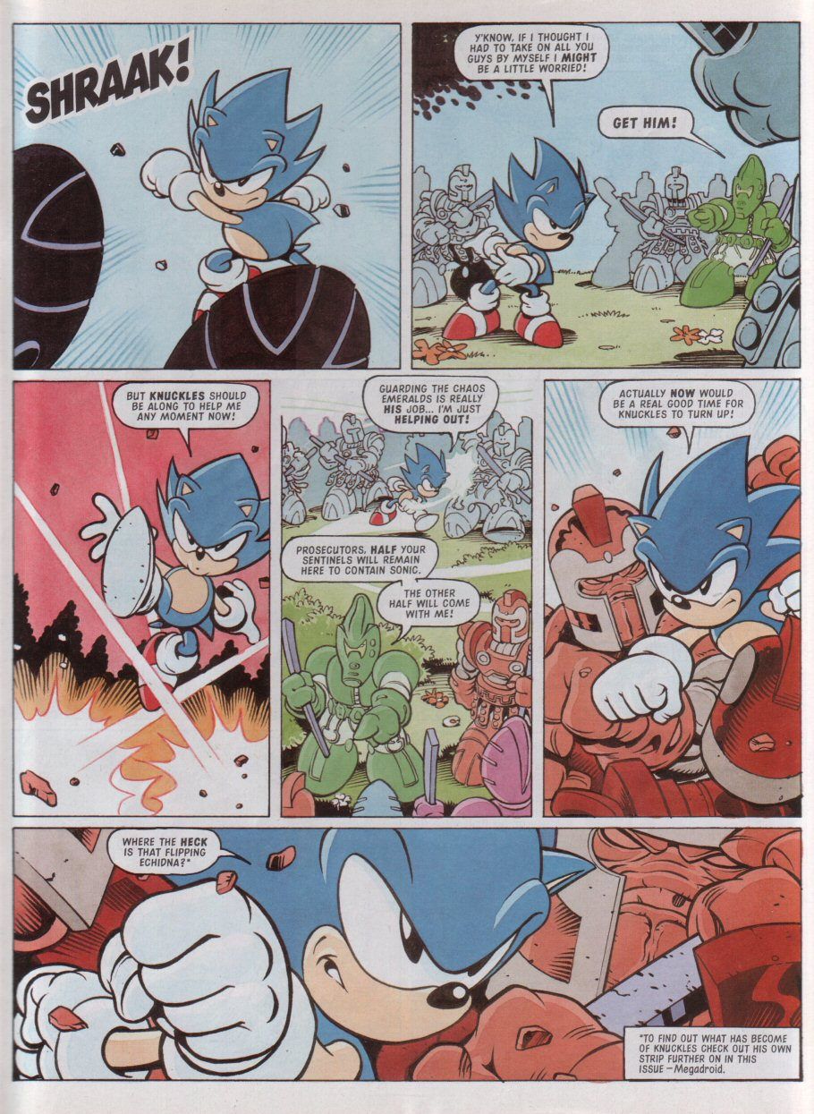 Sonic - The Comic Issue No. 123 Page 4