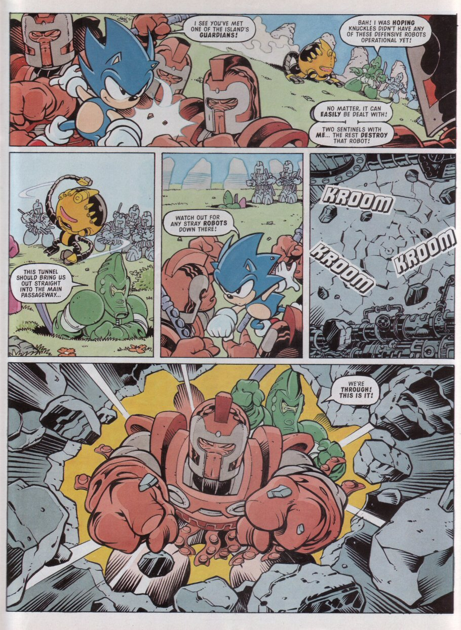 Sonic - The Comic Issue No. 123 Page 6