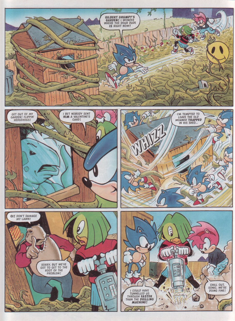 Sonic - The Comic Issue No. 123 Page 24