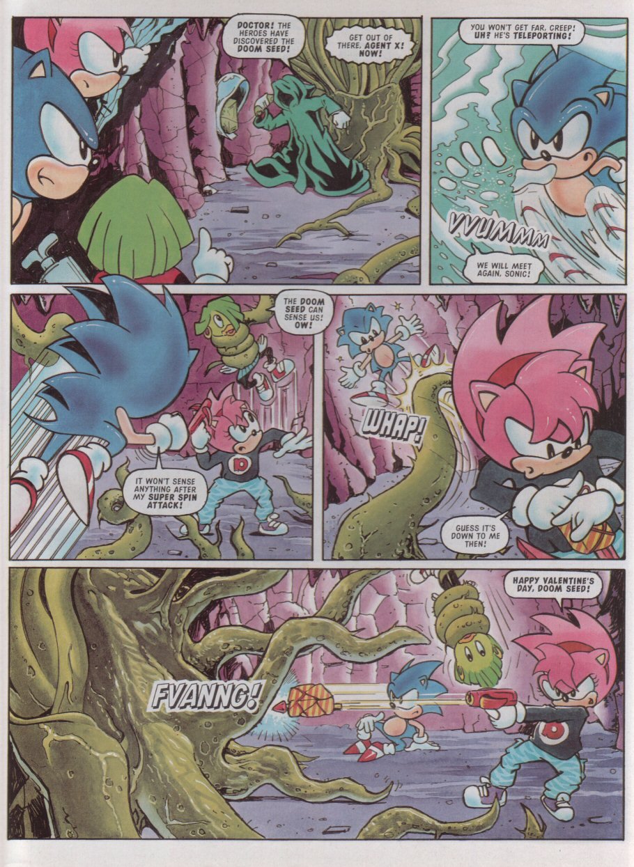 Sonic - The Comic Issue No. 123 Page 25
