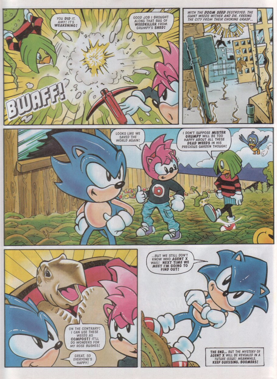 Sonic - The Comic Issue No. 123 Page 26