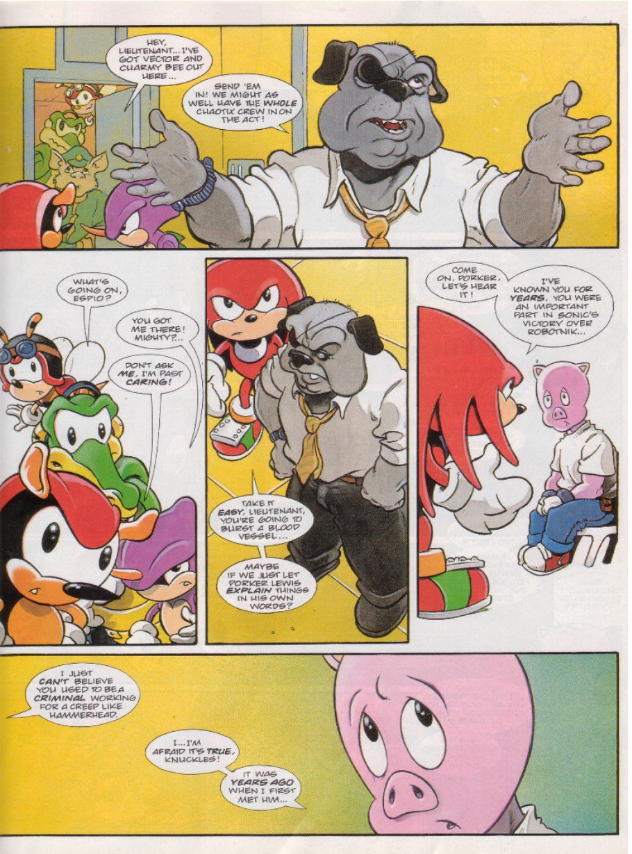 Sonic - The Comic Issue No. 124 Page 10