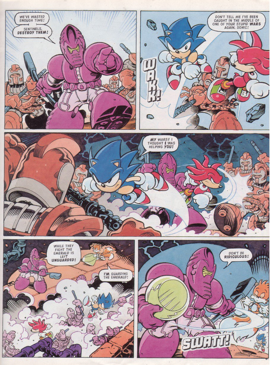 Sonic - The Comic Issue No. 125 Page 4