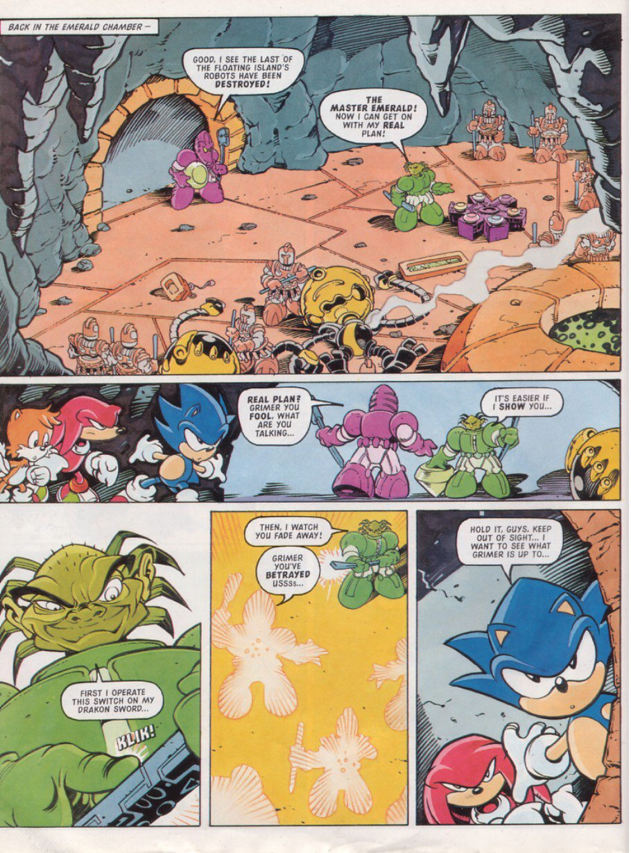Sonic - The Comic Issue No. 125 Page 5