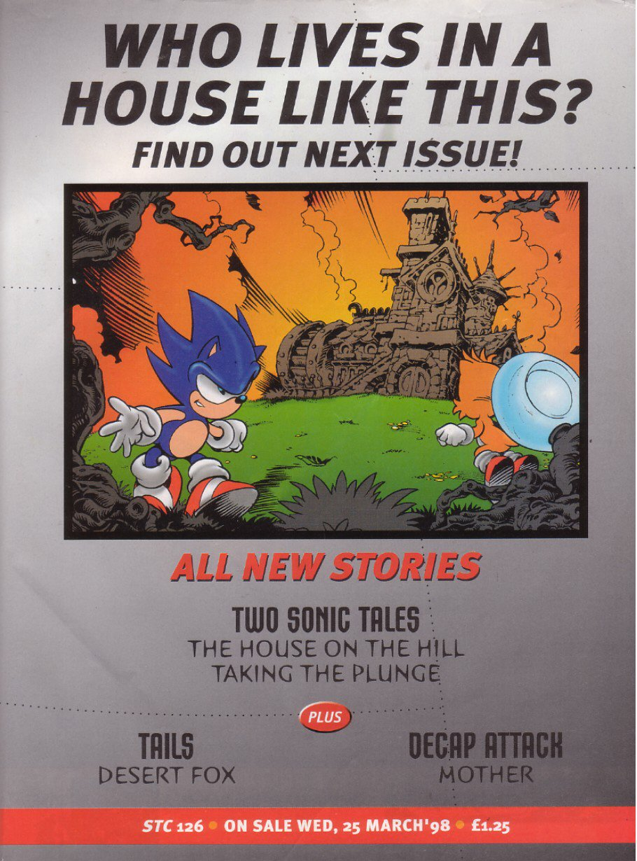 Sonic - The Comic Issue No. 125 Page 26