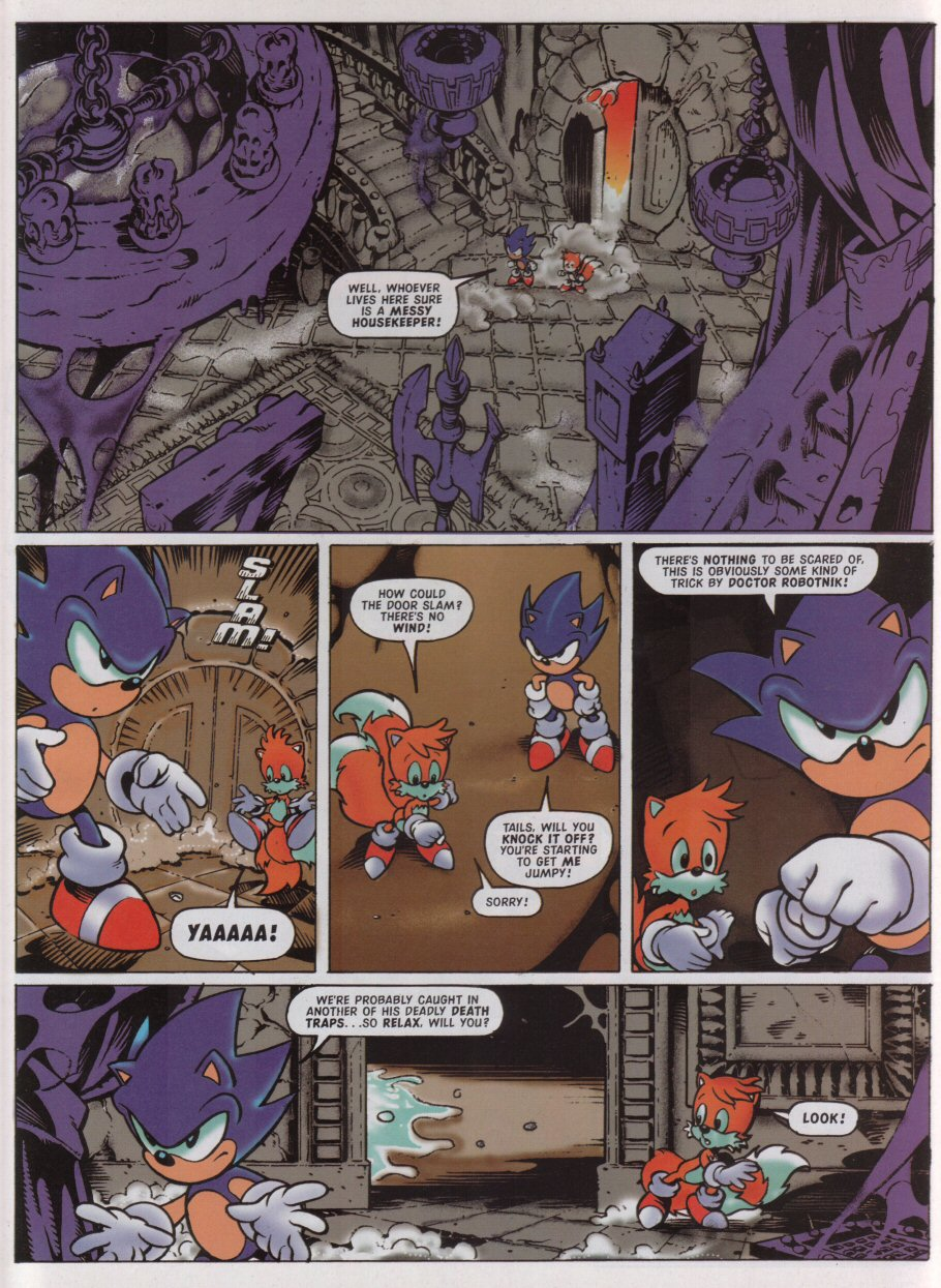 Sonic - The Comic Issue No. 126 Page 3