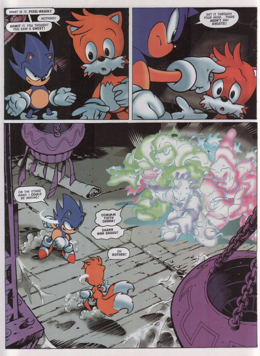 Sonic - The Comic Issue No. 126 Page 4