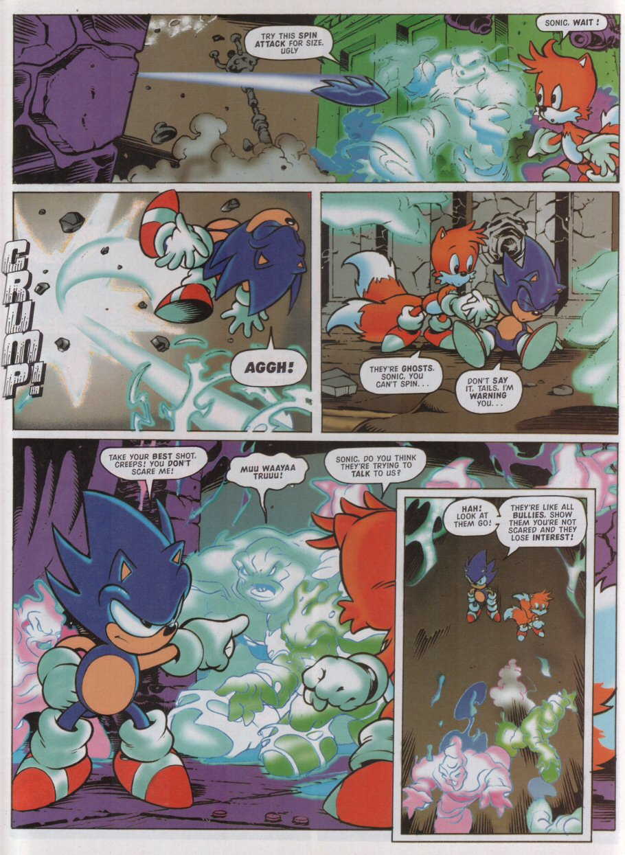 Sonic - The Comic Issue No. 126 Page 5