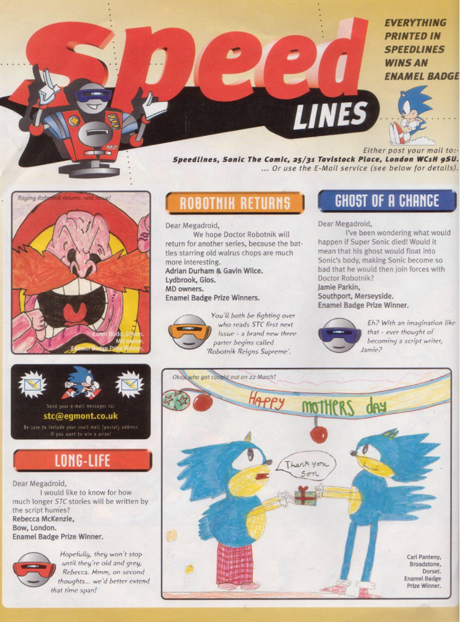 Sonic - The Comic Issue No. 126 Page 14