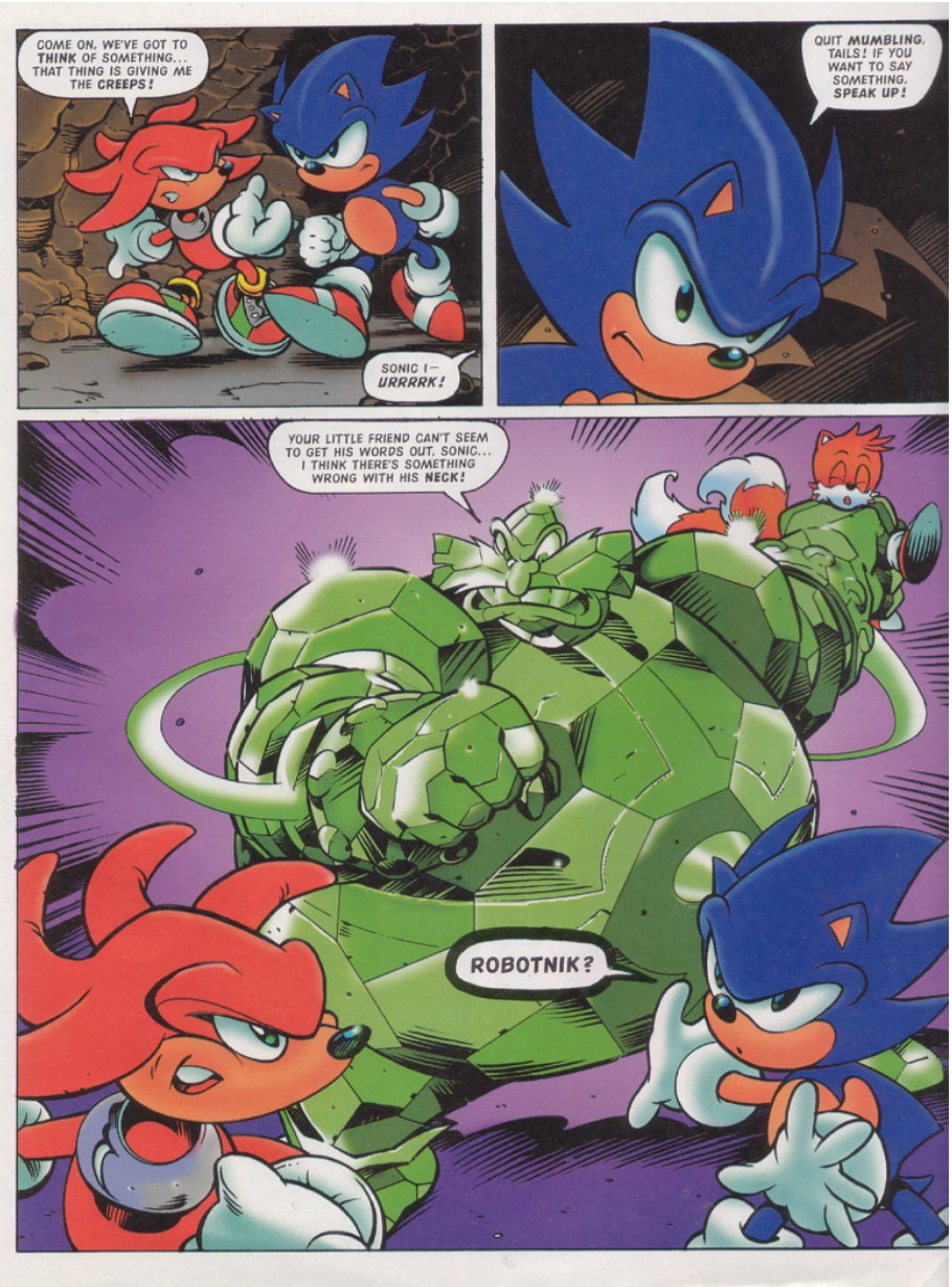 Sonic - The Comic Issue No. 127 Page 3