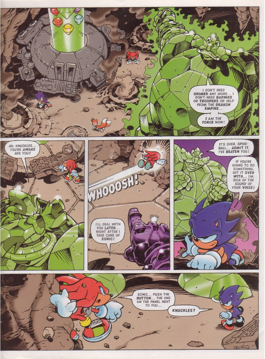 Sonic - The Comic Issue No. 127 Page 6