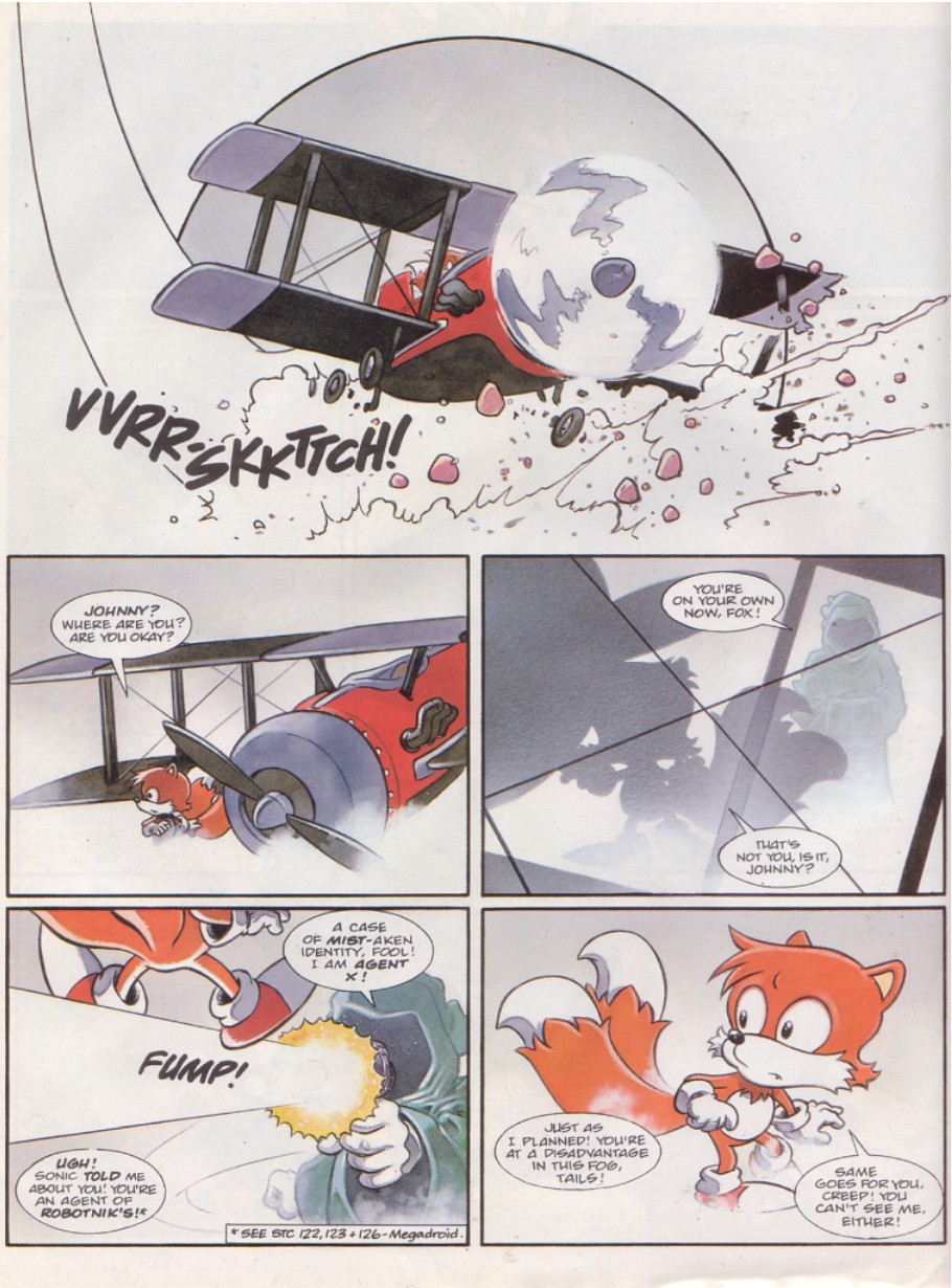Sonic - The Comic Issue No. 127 Page 11