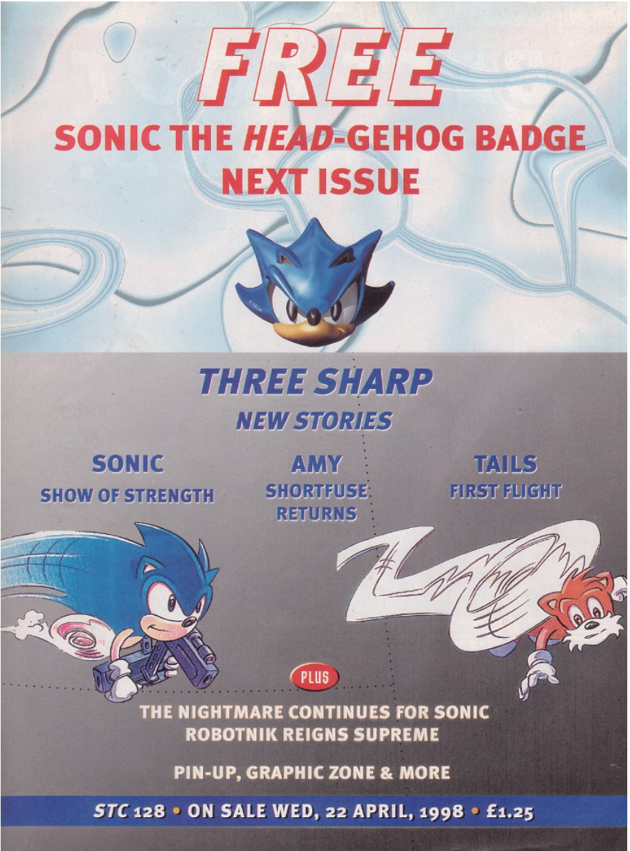 Sonic - The Comic Issue No. 127 Page 26