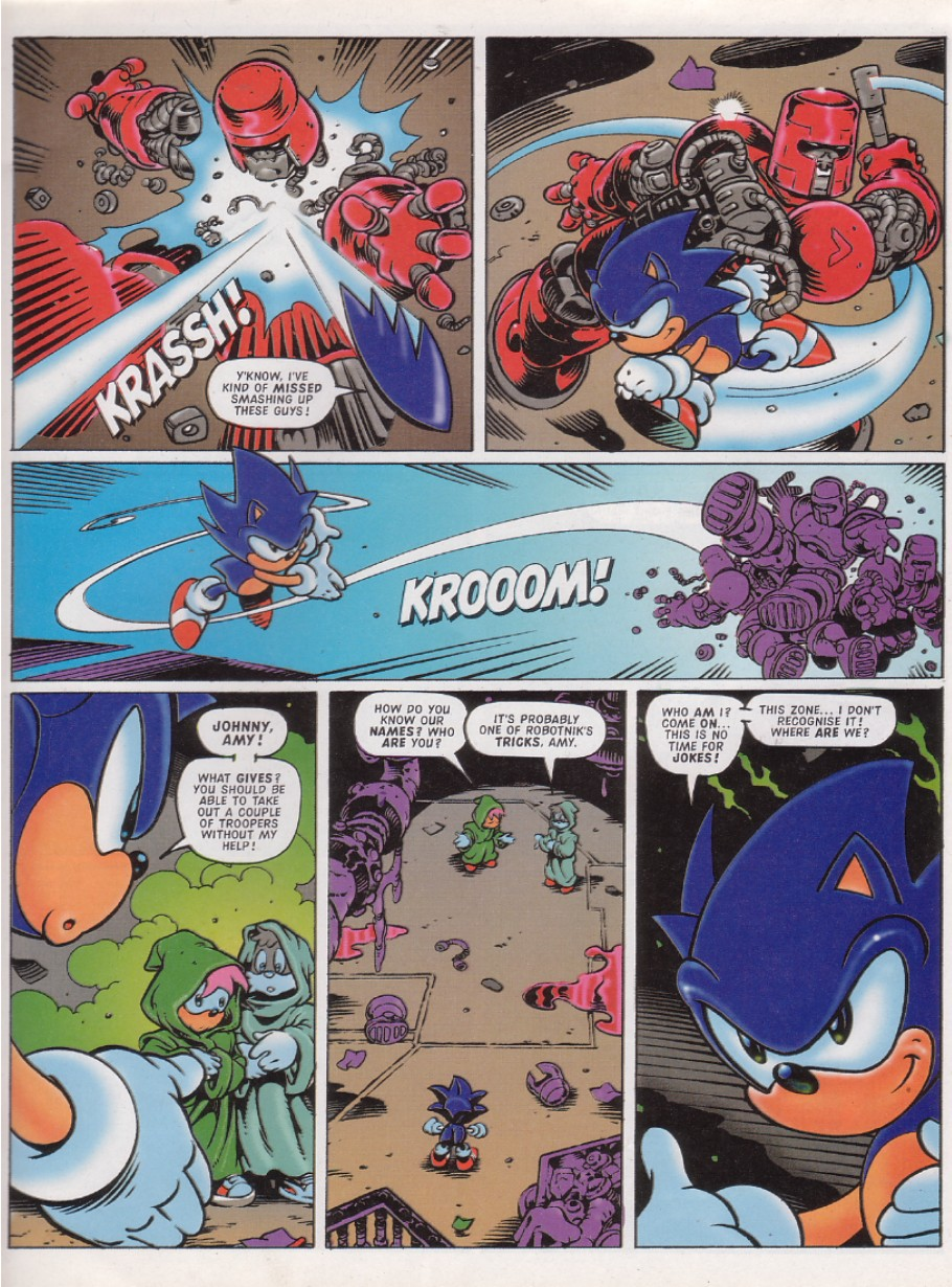 Sonic - The Comic Issue No. 128 Page 4