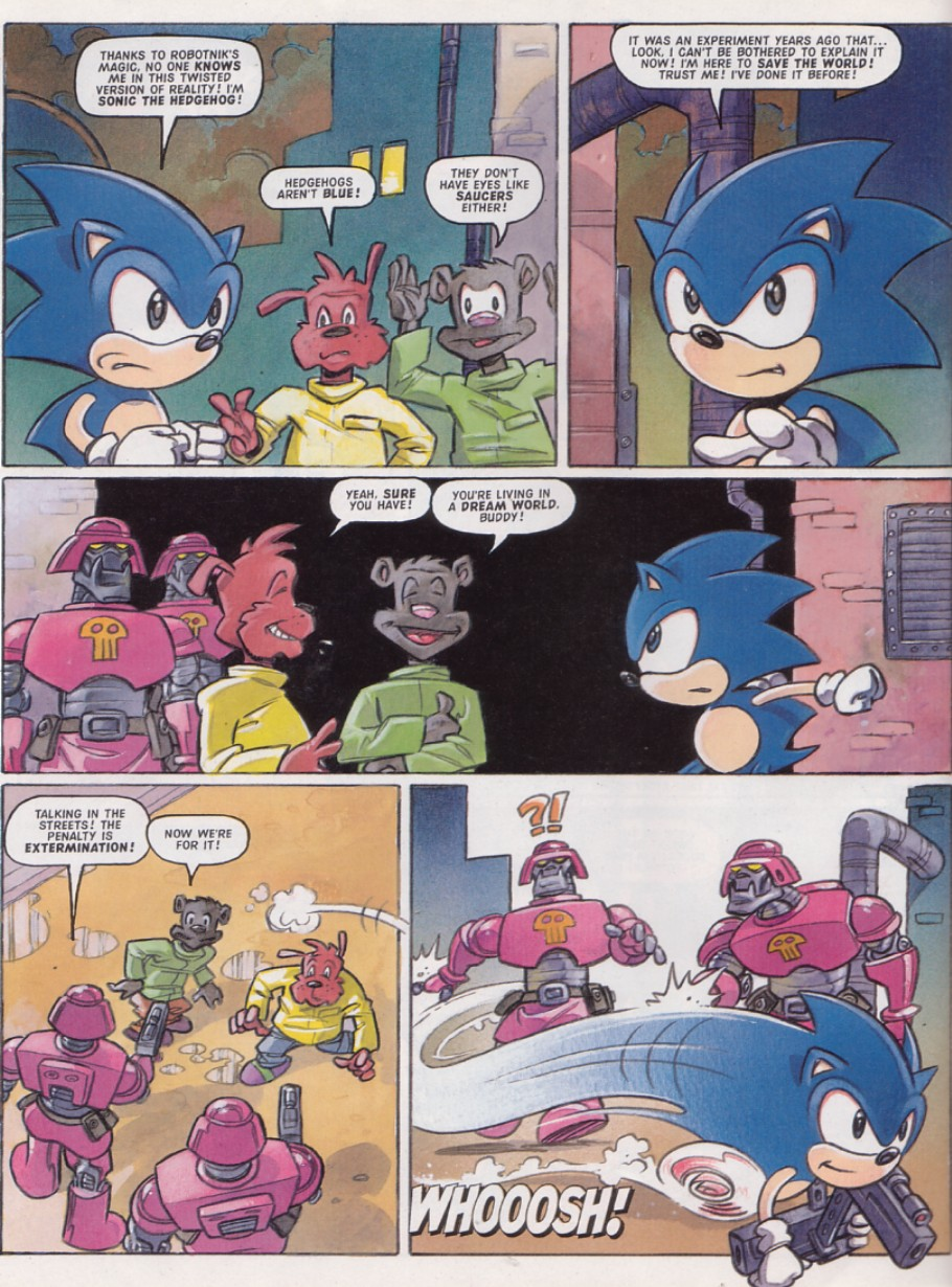 Sonic - The Comic Issue No. 128 Page 23