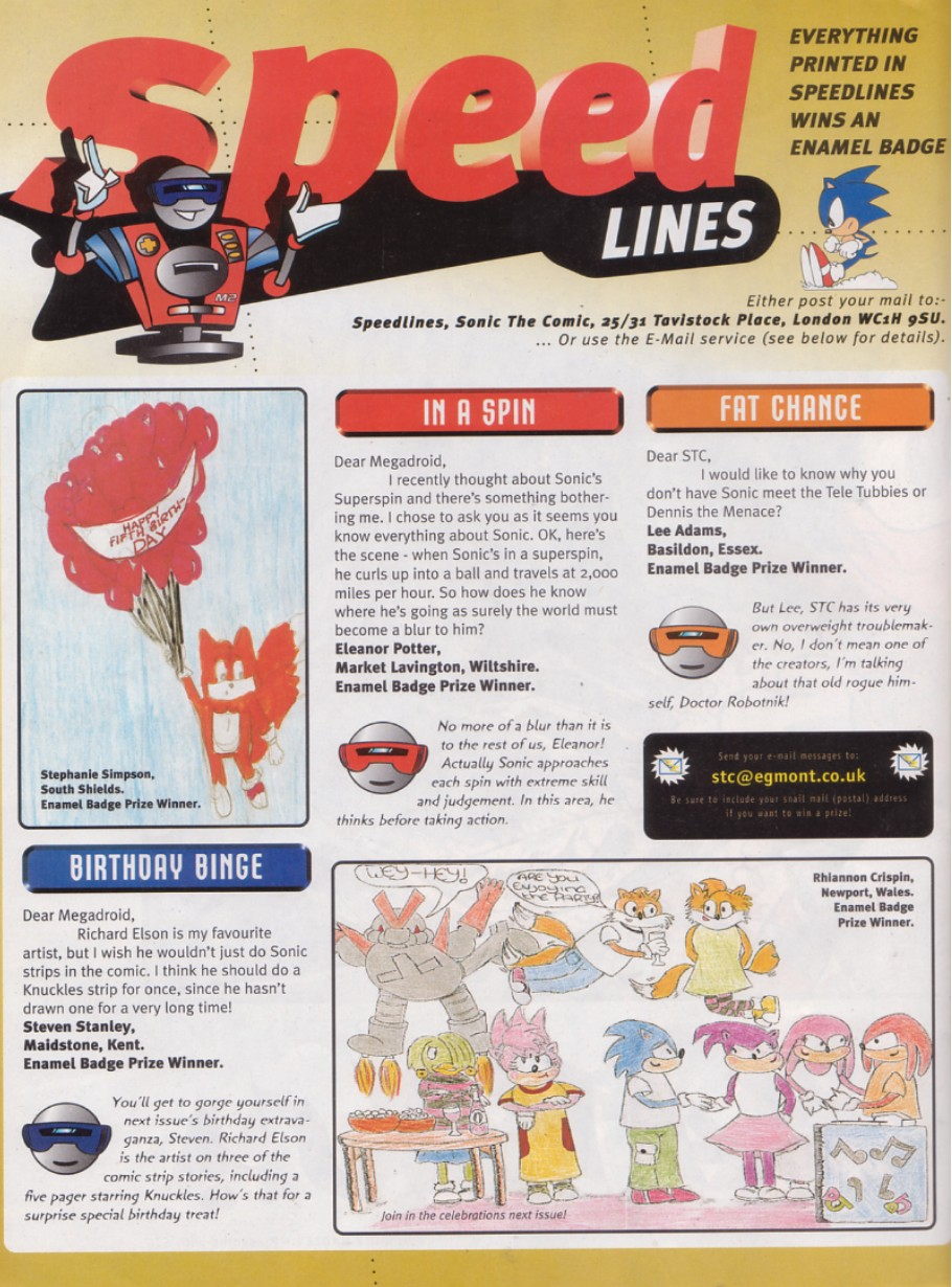 Sonic - The Comic Issue No. 129 Page 14