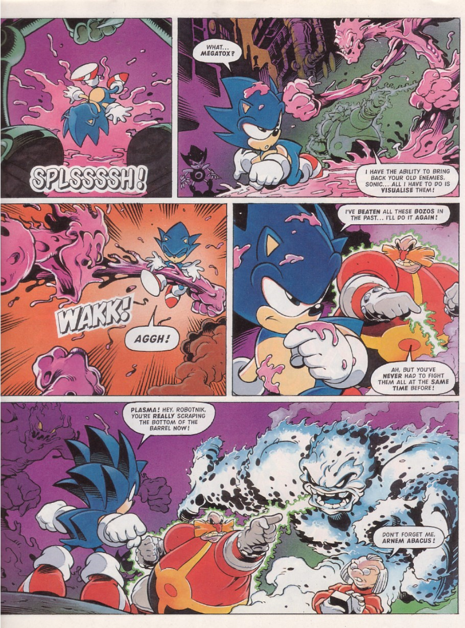 Sonic - The Comic Issue No. 130 Page 4