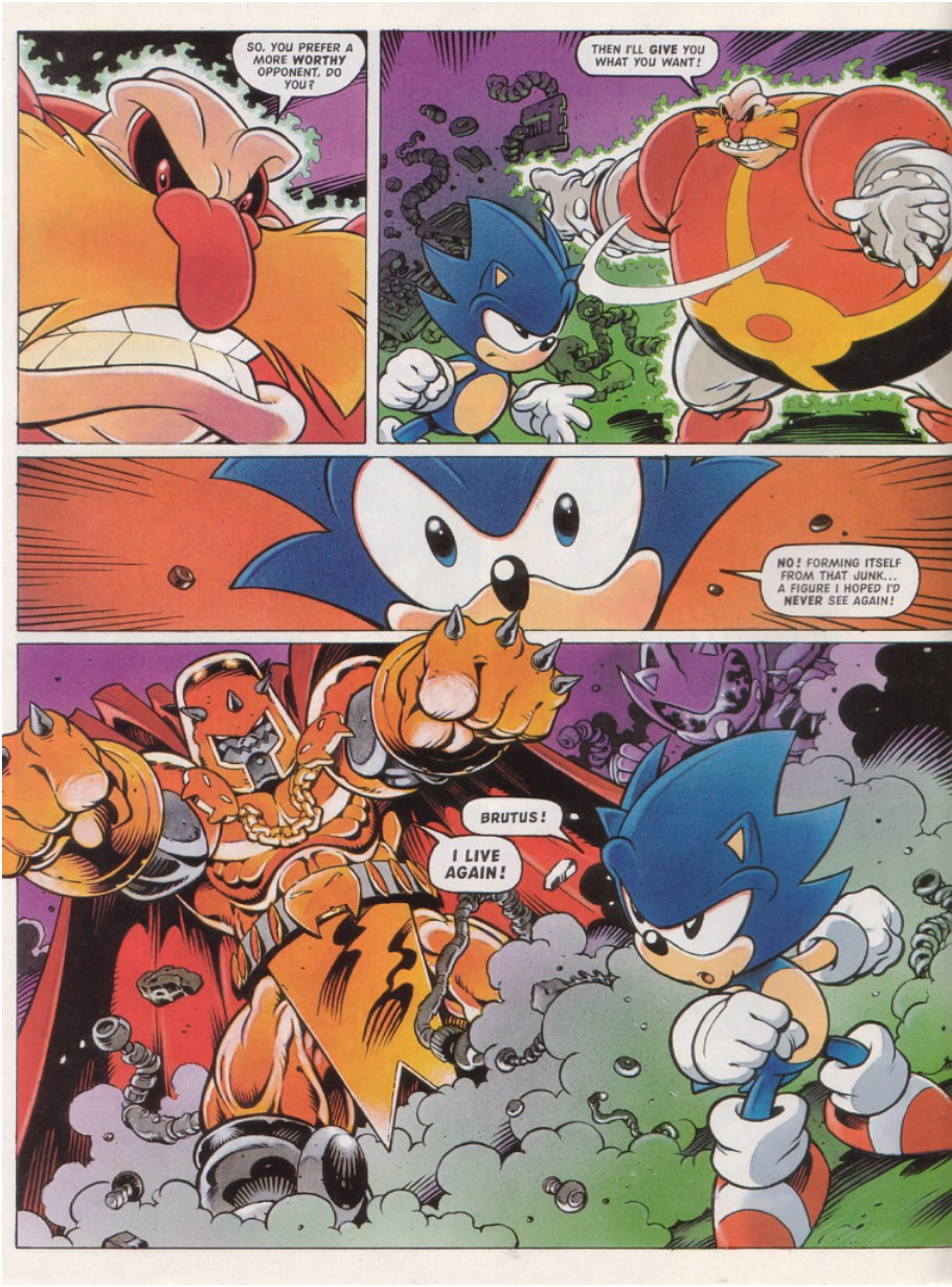 Sonic - The Comic Issue No. 130 Page 5