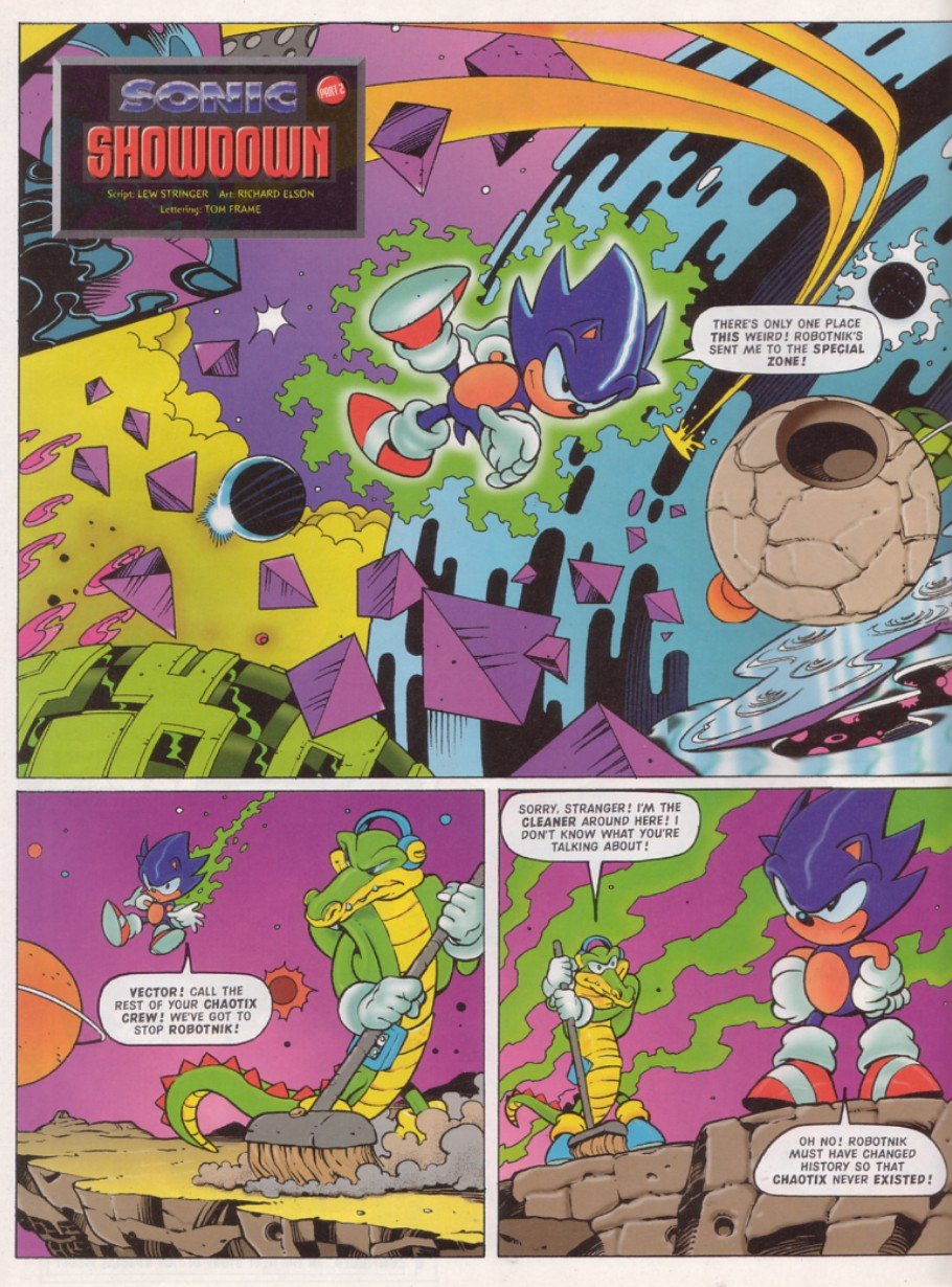Sonic - The Comic Issue No. 130 Page 9