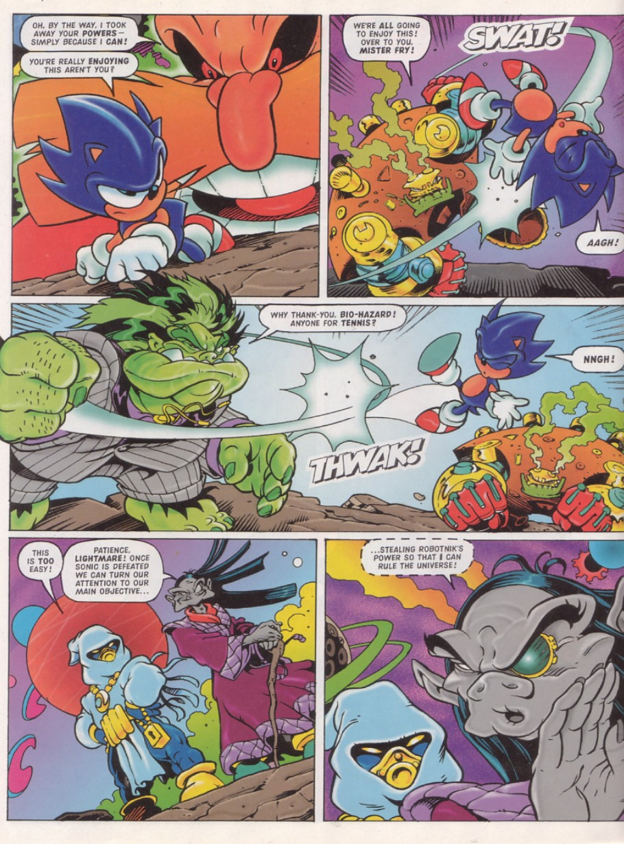 Sonic - The Comic Issue No. 130 Page 11