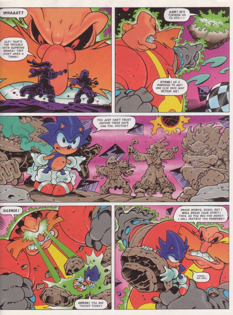Sonic - The Comic Issue No. 130 Page 12