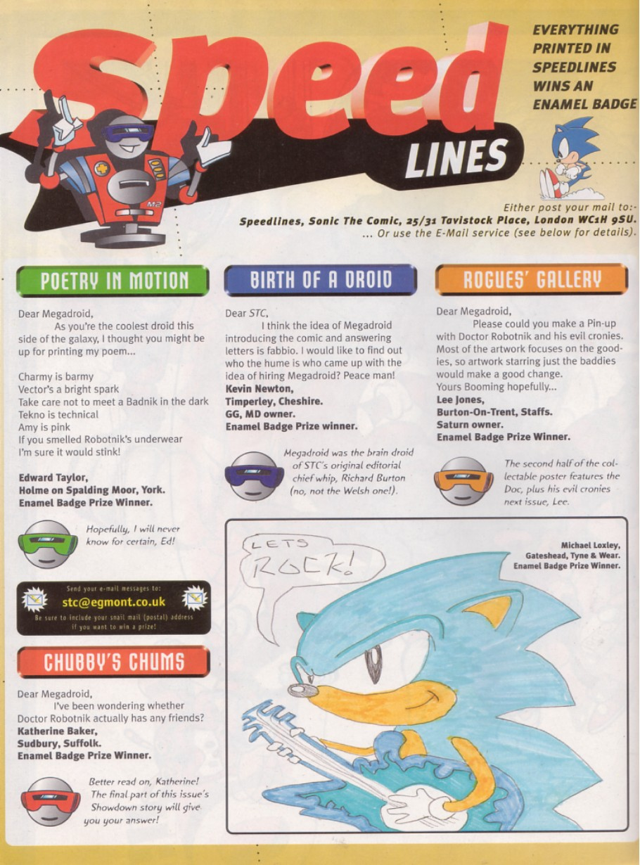 Sonic - The Comic Issue No. 130 Page 14