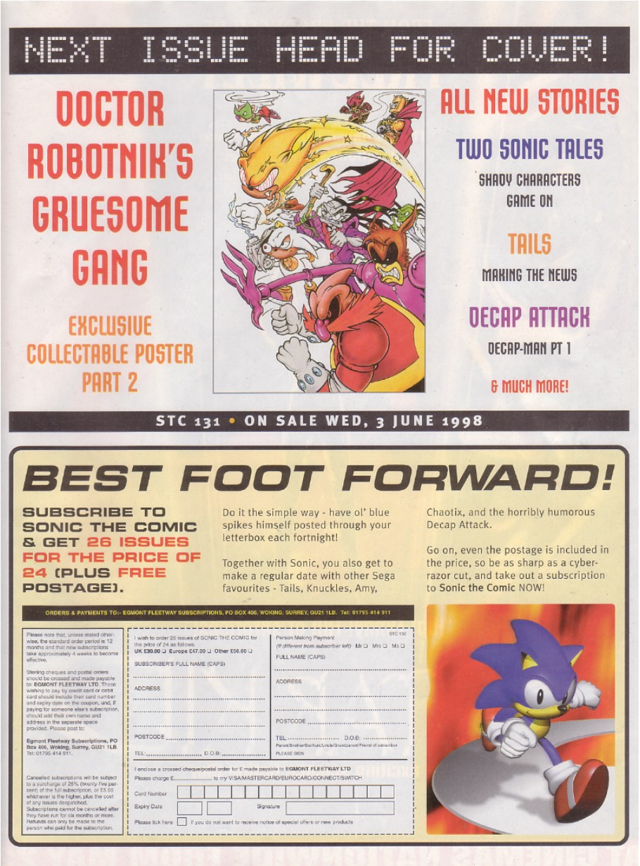 Sonic - The Comic Issue No. 130 Page 27