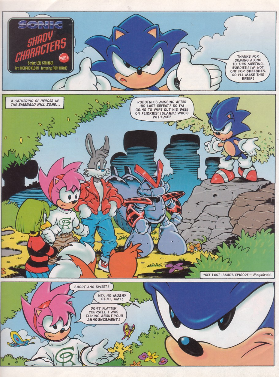Sonic - The Comic Issue No. 131 Page 2