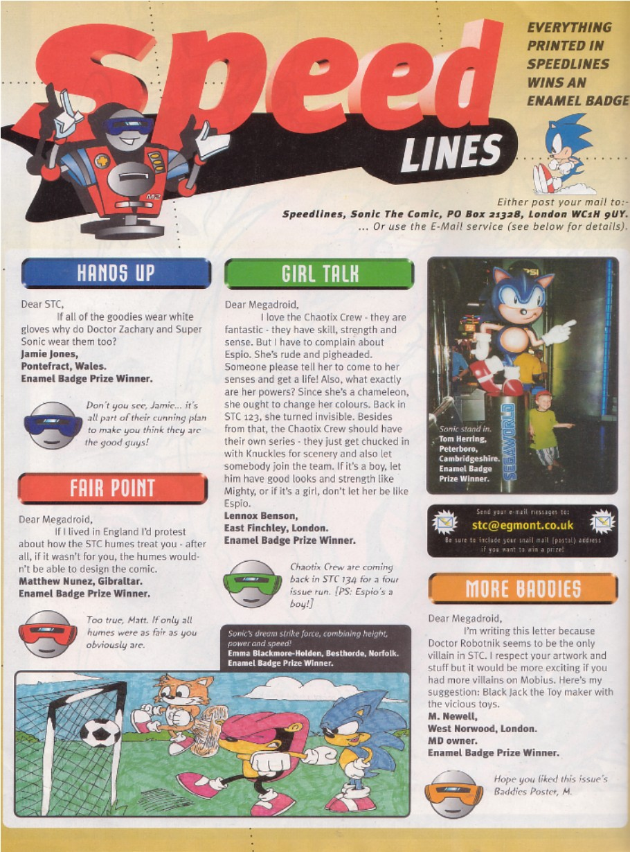 Sonic - The Comic Issue No. 131 Page 14